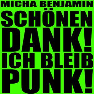 Cover Ich bleib Punk-klein-grün