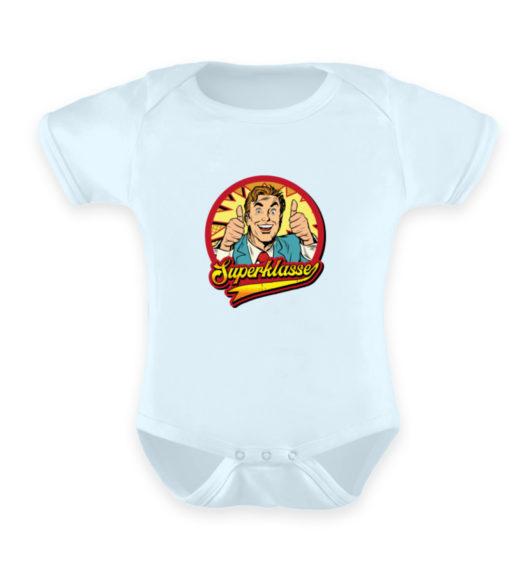 Superklasse Logo - Baby Body-5930