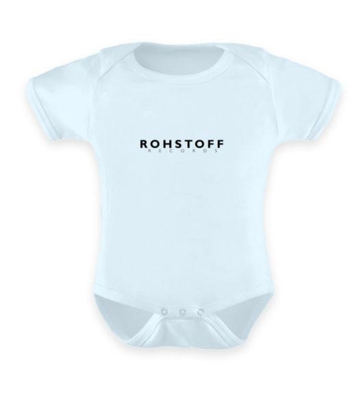 Rohstoff Records Logo - Baby Body-5930
